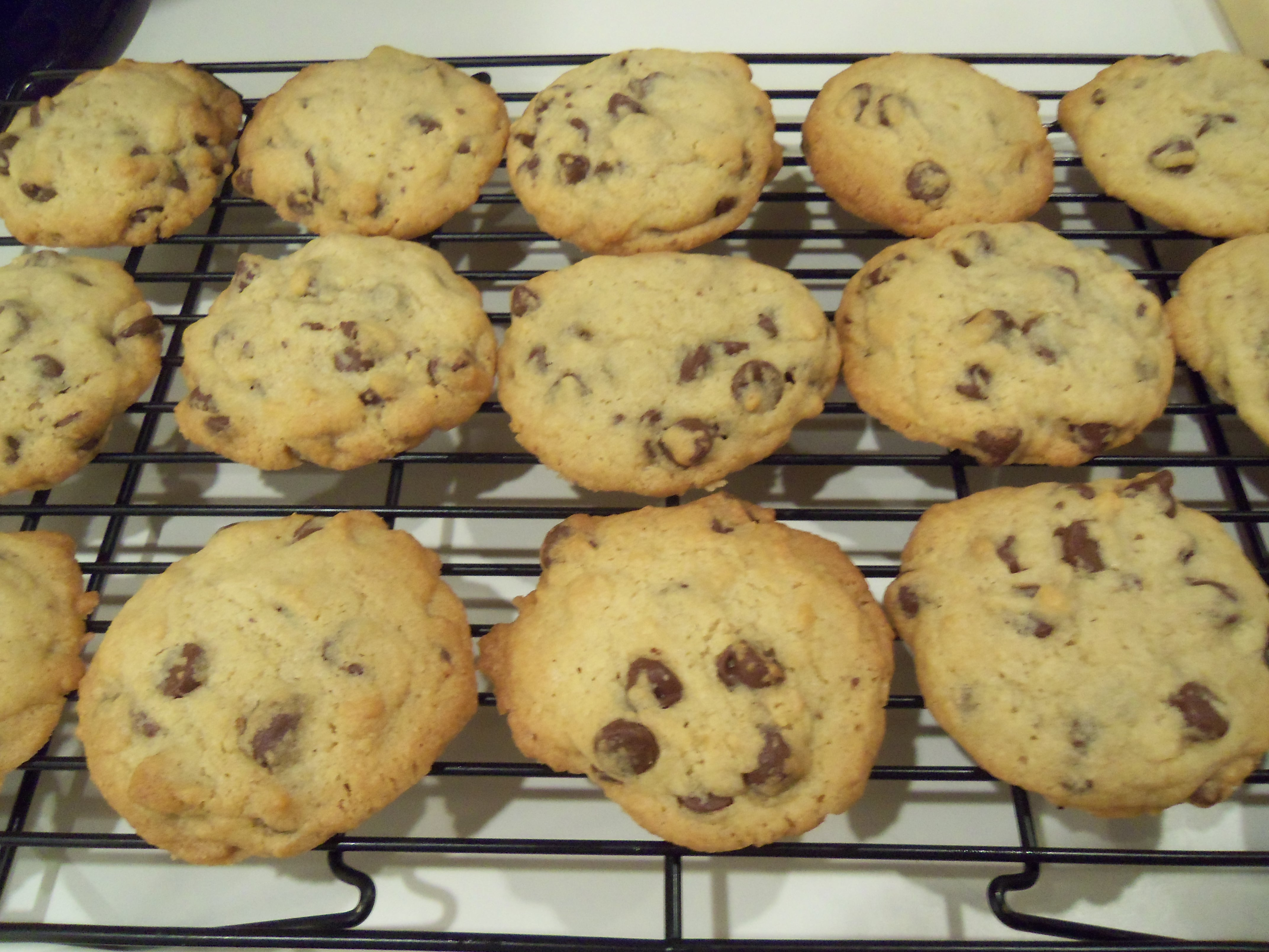 Simple Chocolate Chip Cookie Recipe Toll House