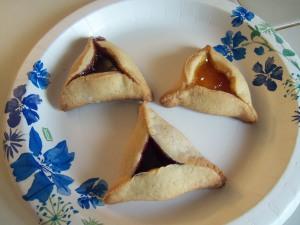 Purim hamantaschen allez le food for Allez cuisine foods