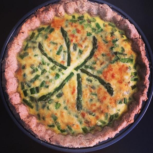 asparagusquiche