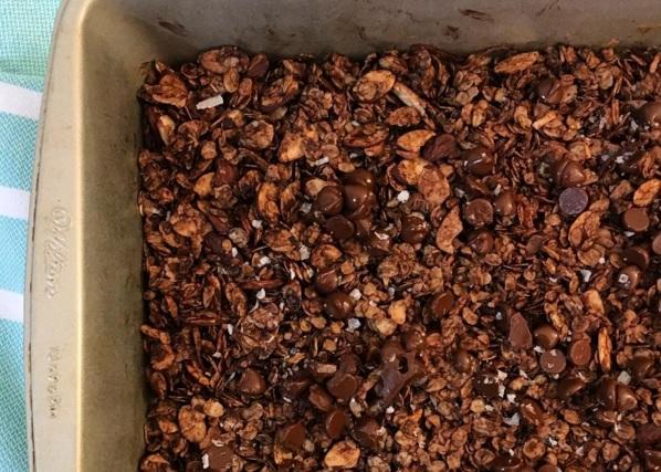 chocolategranola