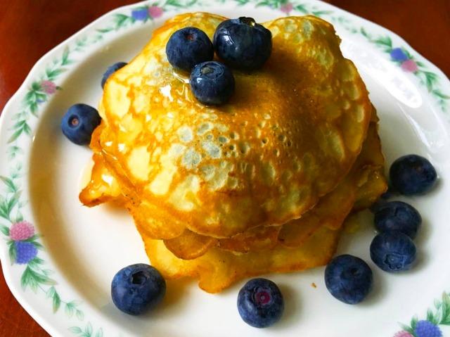 Ruth Reichl Pancakes