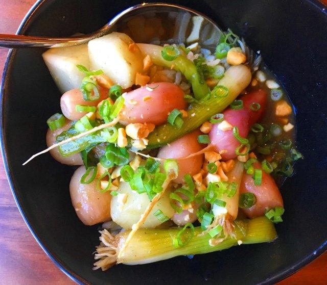 Cashew Veggies