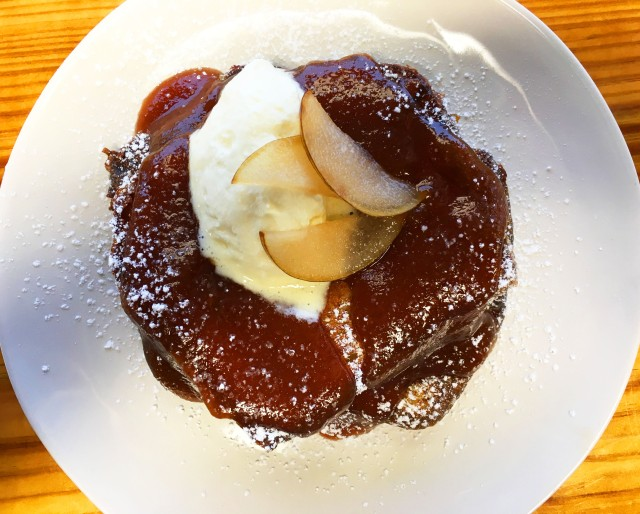 Apple Butter French Toast Close Up